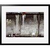 Atelier Contemporain Gerahmter Grafikdruck Urban Wall von Ds Kamala