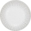 """Madhouse By Michael Aram 7"""" Melamine Translucent Coral Luncheon Plate"""