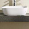 """Fine Fixtures Vitreous China 19"""" Thin Edge Vessel Sink"""
