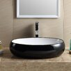 Fine Fixtures Modern Oval Bathroom Sink