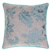 14 Karat Home Inc. Embroidered French Country Throw Pillow
