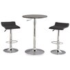 Leick Furniture 3 Piece Counter Height Pub Table Set