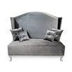 HappyBarok Pompadur 2 Seater Loveseat