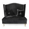 HappyBarok 2-Sitzer Sofa Pompadur