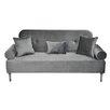 HappyBarok Voque 3 Seater Sofa