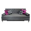 HappyBarok Glamour 3 Seater Sofa
