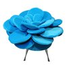 HappyBarok Flower Pouffe