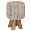 HappyBarok Scandi Footstool