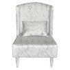 HappyBarok Artedeco Marble Side Chair