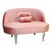 HappyBarok Glamour 3 Seater Fold Out Sofa