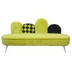 HappyBarok Simple 3 Seater Sofa