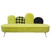 HappyBarok 3-Sitzer Einzelsofa Simple