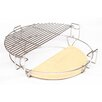 Aura Outdoor Products Half Moon Grill Grate