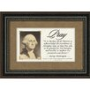 Carpentree Historical Quotes 'Washington' Textual Art