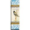 Carpentree Home Style Charm 'His Eye Is On the Sparrow' Painting Print on Canvas