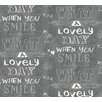 Cozz Smile What a Lovely Day 10m L x 53cm W Roll Wallpaper
