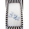 Atelier ëdele Biplane Organic Fitted Crib Sheet