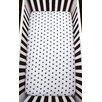 Atelier ëdele Polka Dots Organic Fitted Crib Sheet