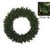 Darice Pre-Lit Canadian Pine Artificial Christmas Wreath