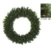 Darice Pre-Lit Canadian Pine Artificial Christmas Wreath