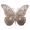 SKStyle Rustic Butterfly Wall Decor