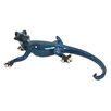 SKStyle Curled Gecko Wall Decor