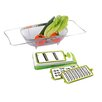Mimo Style Homegoods 2 Piece Colander and Grater Set