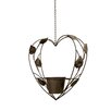 Metal Hanging Planter - Size: Small - Bay Accents Planters
