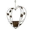 Metal Hanging Planter - Size: Large - Bay Accents Planters