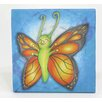 3 Stories Trading Company Growing Kids Caterpillar to Butterfly Painting Print on Wrapped Canvas Set