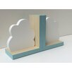 Maple Shade Kids Cloud Bookend (Set of 2)