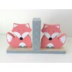 Maple Shade Kids Fox Bookend (Set of 2)