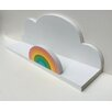 Maple Shade Kids Cloud and Rainbow Shelf