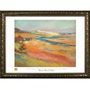 Buy Art For Less Museum Masters 'Marshlands with House-Essex Marshes' by Gertrude Beals Bourne Framed Painting Print