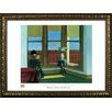 Buy Art For Less Room in Brooklyn by Edward Hopper Framed Painting Print