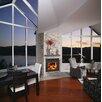 Supreme Fireplaces Inc. Galaxy Zero Clearance Fireplace