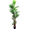 GSC, Inc Artificial Areca Palm Tree in Pot