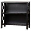"""Breakwater Bay Weymouth 34"""" Standard Bookcase"""