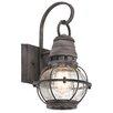 Breakwater Bay Hayesville 1 Light Outdoor Wall Lantern