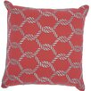 Breakwater Bay Caswell Woven Ropes Outdoor Acrylic Throw Pillow