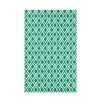 Breakwater Bay Hancock Rope Rigging Geometric Throw Blanket