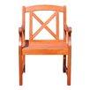 Breakwater Bay Blythe Dining Arm Chair