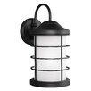 Breakwater Bay Newcastle 1 Light Outdoor Wall Lantern