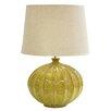 "Urban Shop Reactine Glaze 16"" Table Lamp"