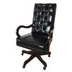 Eastern Legends High-Back Leather Executive Chair