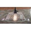"""Wing Tai Trading 14.25"""" Metal Oval Lamp Shade"""