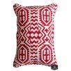Harp and Finial Clifton Cotton Lumbar Pillow