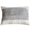 Harp and Finial Leon Down Throw Pillow