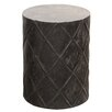Harp and Finial Mirren End Table