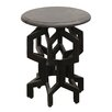 Harp and Finial Diego End Table